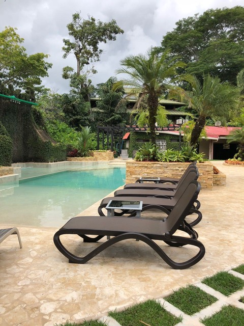 New Pool Hotel Diuwak Dominical